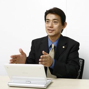 代表 田中圭吾